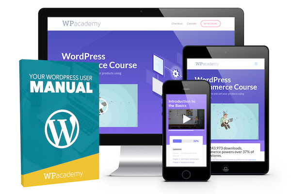 WP Academy learn wordpress fast