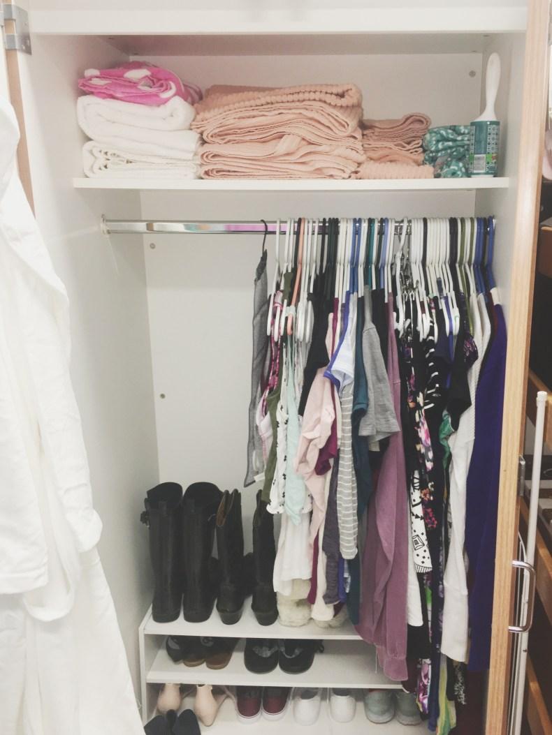 Close's closet