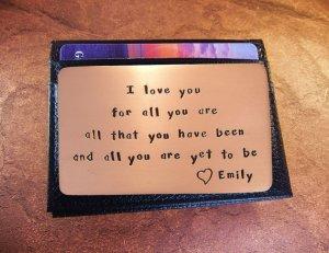custom valentine's day boyfriend gift