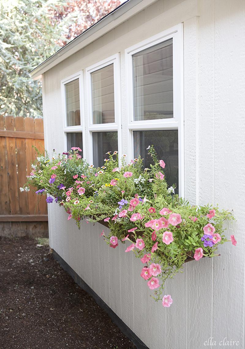Build Your Own Garden Box