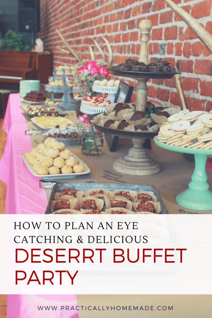 dessert buffet | dessert buffet ideas | dessert buffet table | dessert buffet ideas diy | dessert buffet party | dessert buffet party ideas