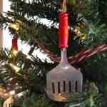 Rustic Farmhouse Christmas Tree For The Kitchen Practically Homemade