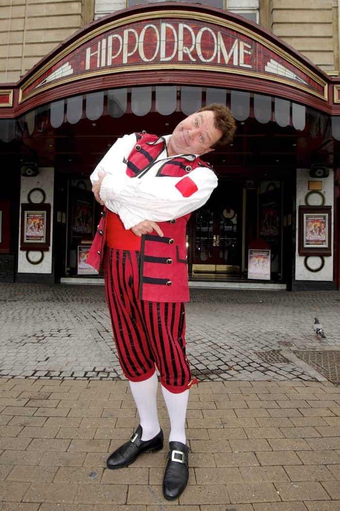Cinderella Pantomime at Bristol Hippodrome