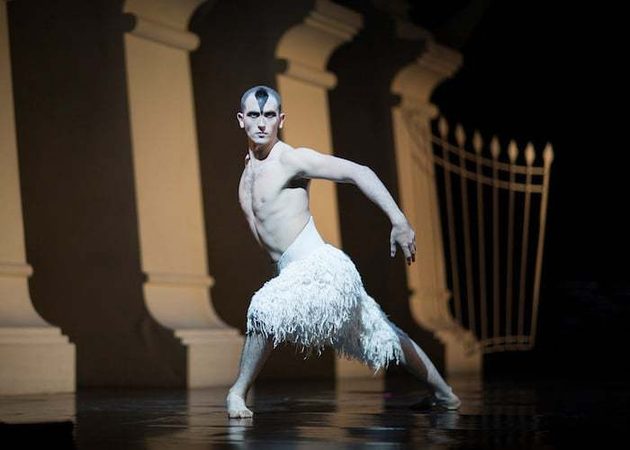 If you're expecting to be enchanted by elegant swan maidens you'll soon be disabused, but this is why Matthew Bourne's Swan Lake is a memorable performance. Read my review complete with story synopsis and age suitability guide.