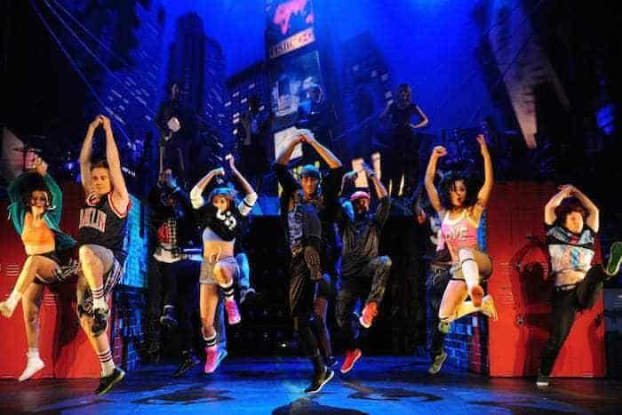 Fame the Musical - Review at Bristol Hippodrome