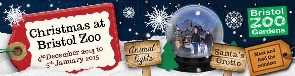 #Bristol #Zoo #Christmas #Reindeer #NewYear
