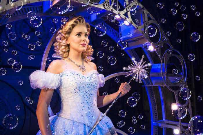 Wicked Family Review - Glinda_Photo Matt Crockett