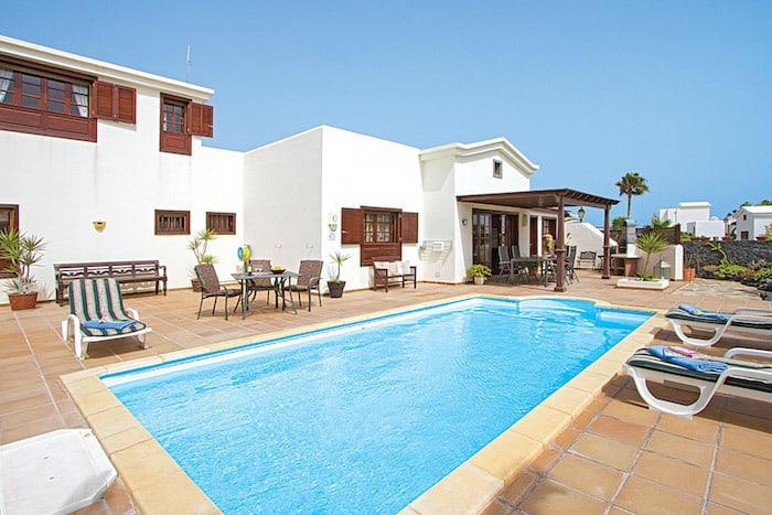 Casa Bonita Villa Review, Lanzarote