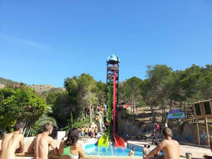Aqualandia - Things to do in Benidorm for families!