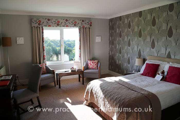 Moorland Garden Hotel room Dartmoor