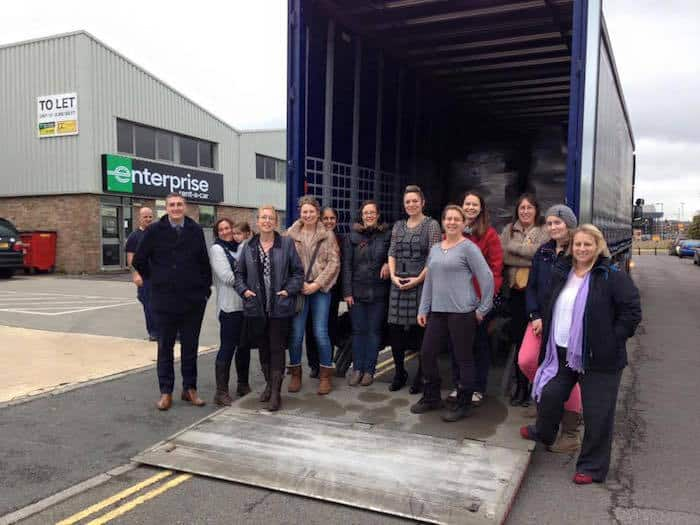 Help for Refugees Portishead