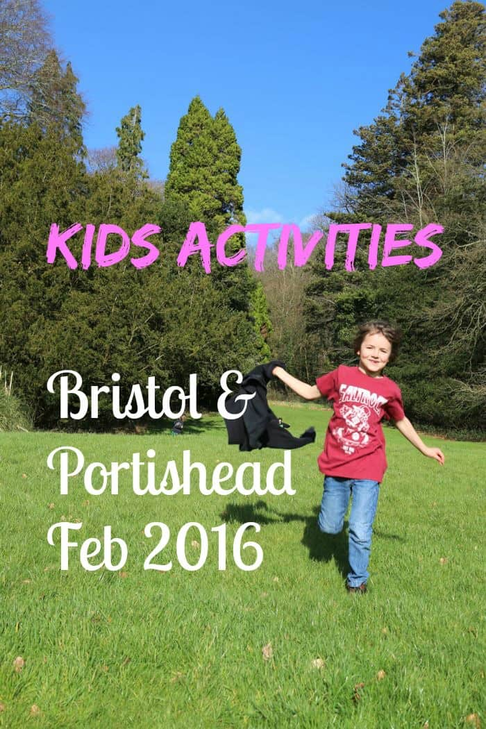 Bristol Kids Activities February and Half-term 2016