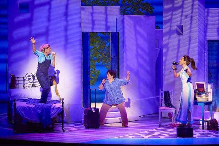 Mamma Mia Bristol Hippodrome UK Tour