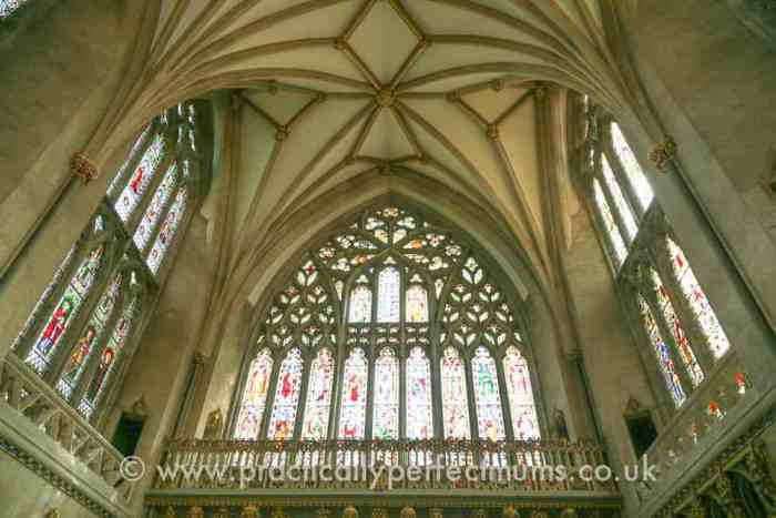 Bristol Cathedral Jesse window