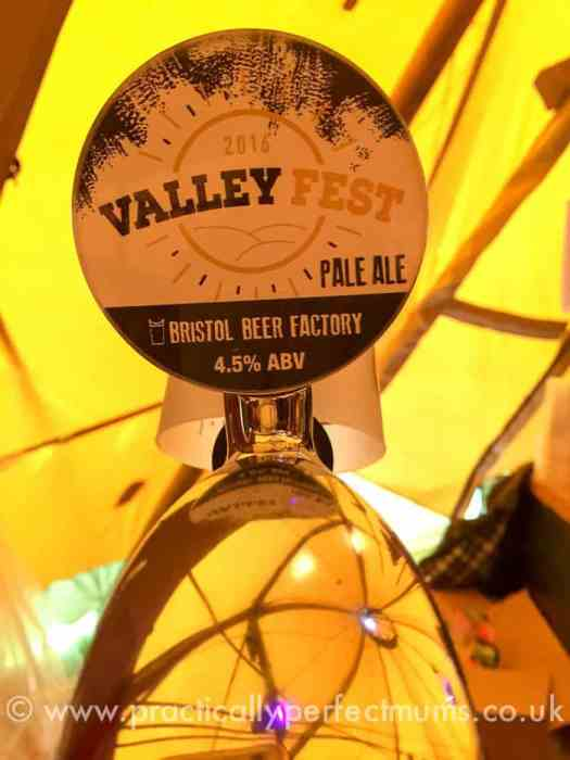 Valley Fest Pale Ale - Valley Fest Review 2016