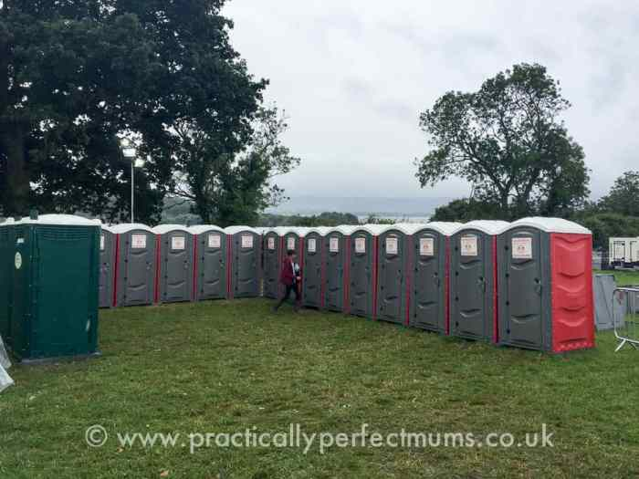 Portaloos - Valley Fest Review 2016
