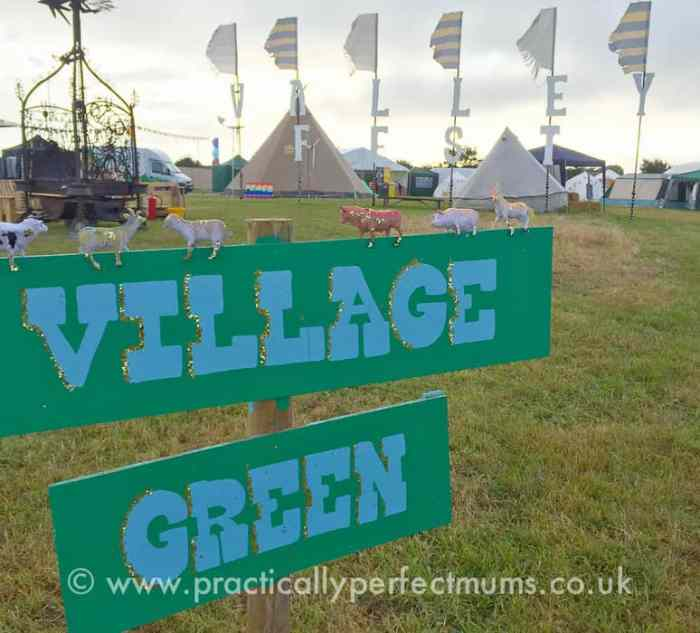 Village Green - Valley Fest Review 2016