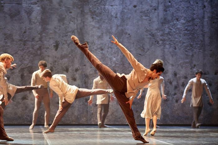 Akram Khan's Giselle Review English National Ballet at The Bristol Hippodrome