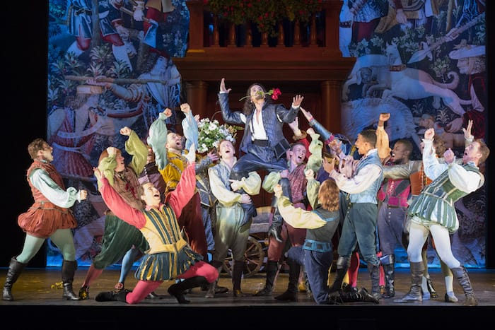 Welsh National Opera WNO Kiss Me Kate Review
