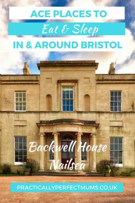 Places to Eat - Blackwell House Bristol