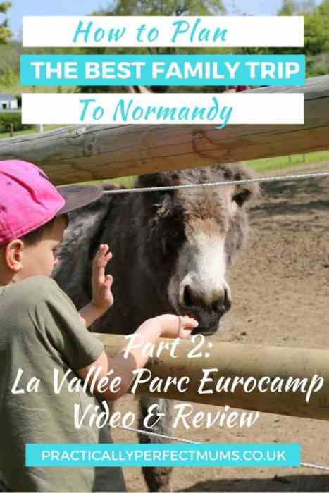 Eurocamp in Normandy La Vallée, Houlgate