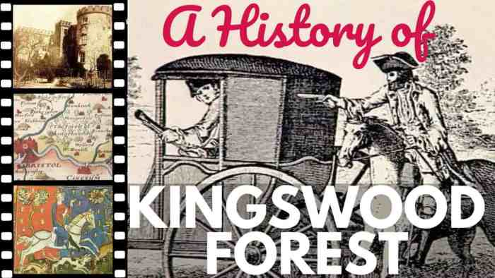 A History of Kingswood Forest video from the Spectel Bristol History Series. Links to Practically Perfect Mums YouTube channel.
