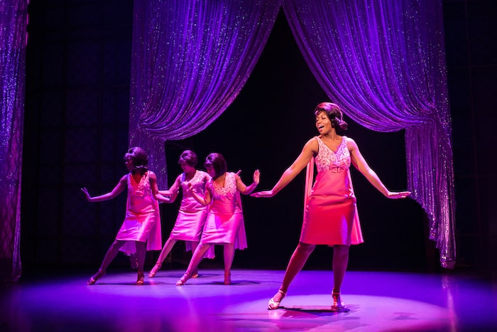 The Shirelles in Beautiful The Musical