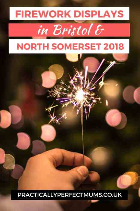 Firework Displays in Bristol, Portishead, North Somerset 2018