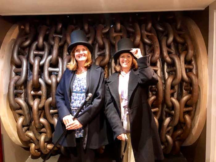 Being Brunel Museum at SS Great Britain in Bristol