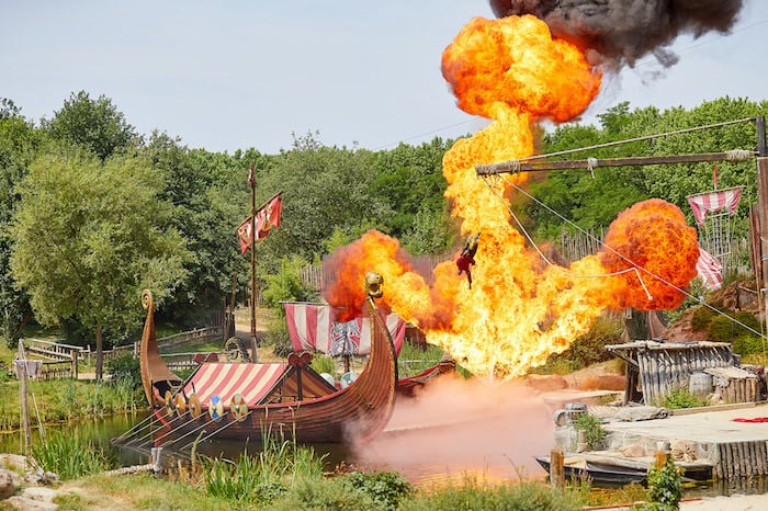 What to do at Puy du Fou Les-Vikings-Puy-du-Fou