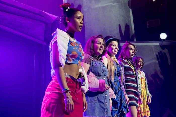 The Band Musical Review at Bristol Hippodrome