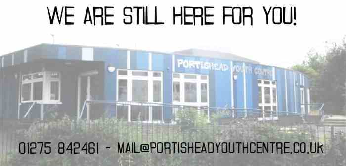 Portishead Youth Centre offers services to young people during Covid-19 lockdown in Portishead