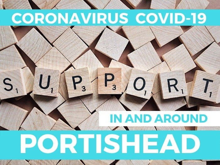Coronavirus in Portishead support and resources