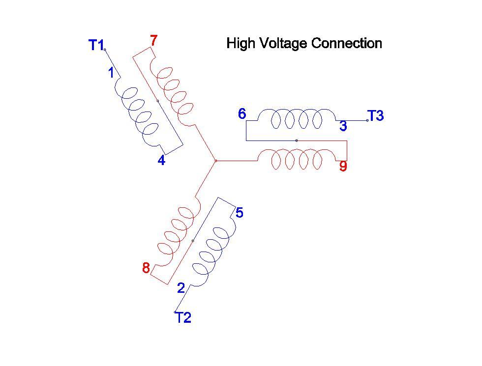 GE 7.5 Hp Wiring Diagram