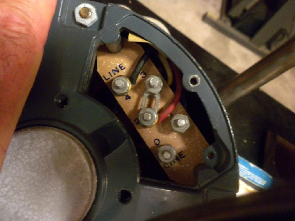 Help On Wiring A Drum Switch To A Single Phase 230v Motor