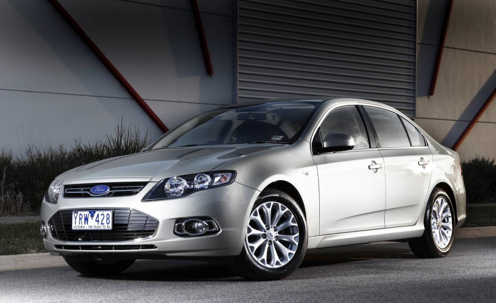 Ford Falcon EcoBoost First Drive Review | Practical Motoring