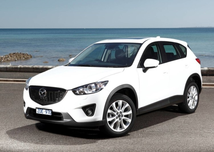 Mazda CX-5 is an impressive family offering
