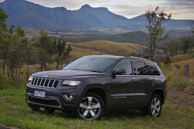 New Jeep Grand Cherokee is impressive