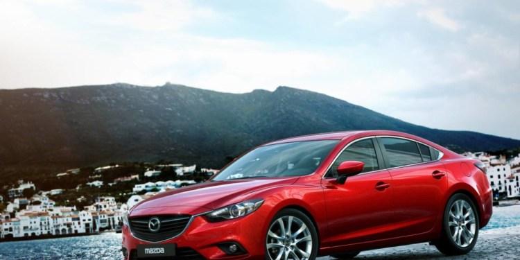Mazda6 alternative