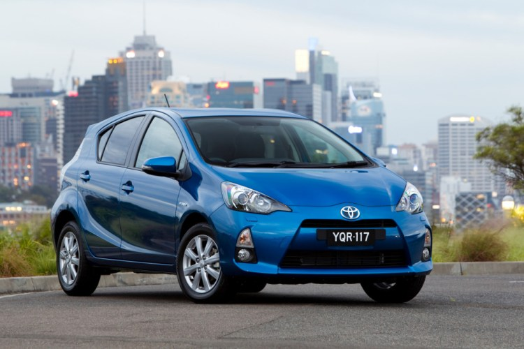Good looks, great price and efficient motoring make the Prius c a standout.