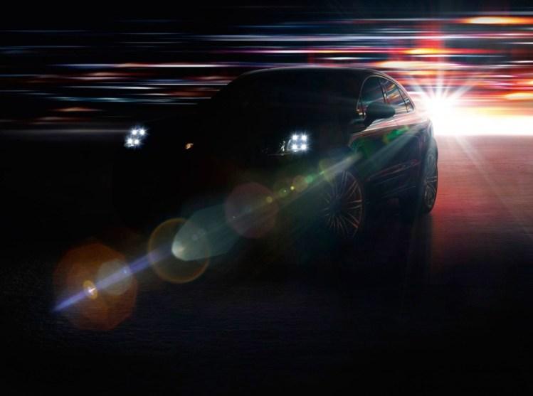 Three motor shows, three reveals for Porsche