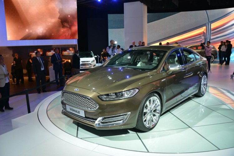 Ford Vignale on-sale in Europe from 2015