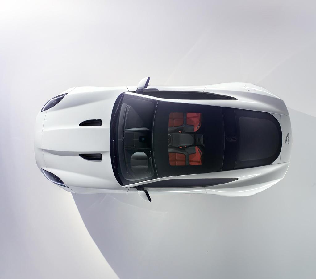 Bmw Z4 Hardtop For Sale: Jaguar F-Type Coupe Set For LA Motor Show Debut