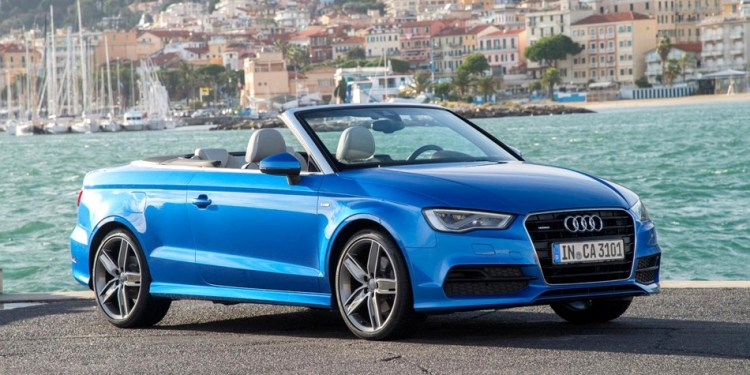 Audi A3 Cabriolet set for 2014 launch in Australia