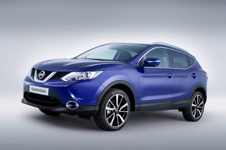 Nissan Qashqai launched in the UK
