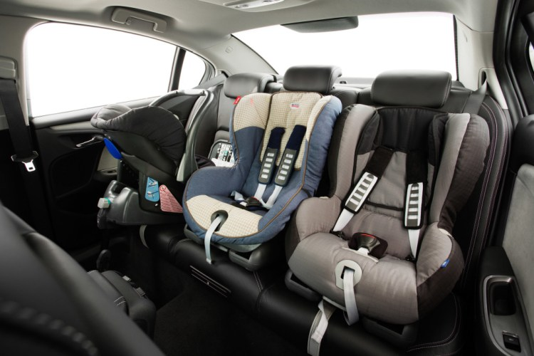 Infant Car Seat And Ford Focus