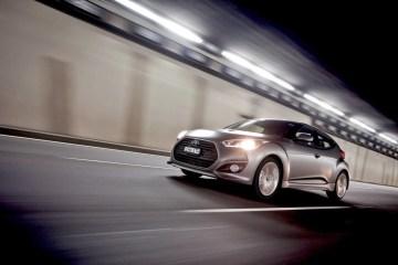 Hyundai Veloster SR Turbo opening image