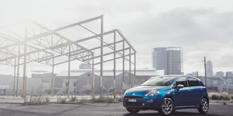 The Fiat Punto Lounge Duologic isn't the easiest small car to drive