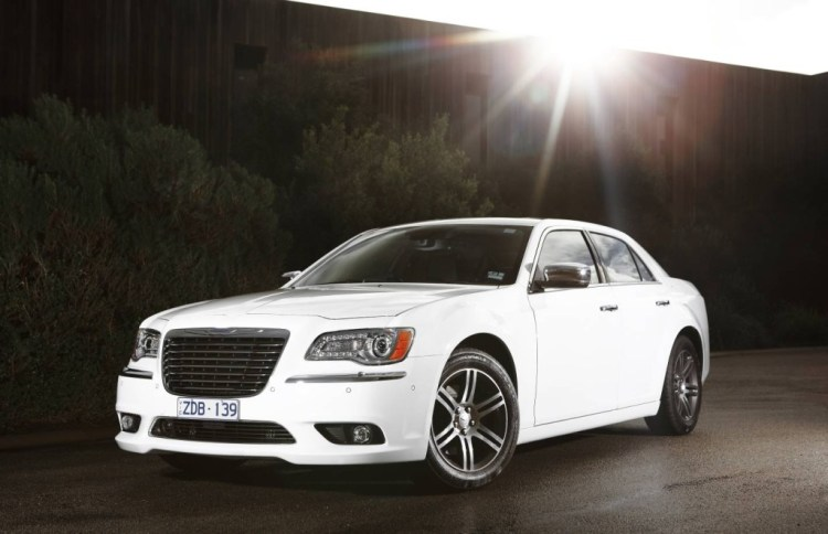 Recent revisions have given the Chrysler 300C some much needed sophistication