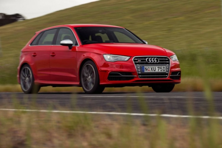The Audi S3 is a lot of fun and quattro all-wheel drive ensures grip in all conditions